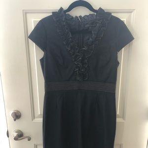Sandra Darren Denim Dress